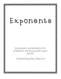 Exploring Exponents