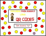 Farm Animals using QR Codes