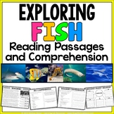 Fish - Reading Passages and Comprehension Activities | Dis