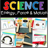 Exploring Force, Motion, & Energy (Including Magnets) In The Primary Classroom