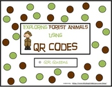 Exploring Forest Animals (animal habitat) with QR codes