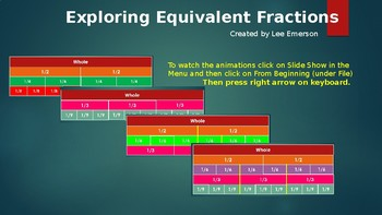 Exploring Fraction Equivalence
