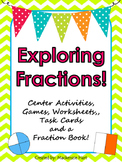 Fractions: Exploring Fractions!