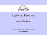 Exploring Functions
