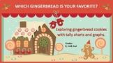 Exploring Gingerbread Tally Charts and Graphs.
