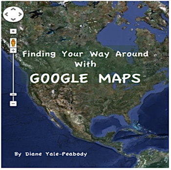 Exploring Google Maps