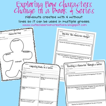 Exploring How Characters Change