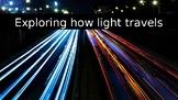 Exploring How Light Travels PowerPoint - Australian Curric