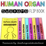 Exploring Human Organ Systems Flipbook Packet