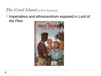 Exploring Imperialism in William Golding's Lord of the Flies