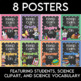 Keep Calm Science Posters