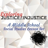 Exploring Justice and Injustice: Historically, Lingustically, and Present-Day