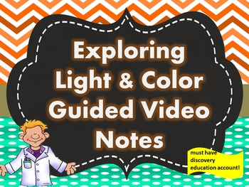 Exploring Light and Color Guided Video Notes