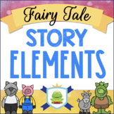 Story Elements with Familiar Tales