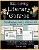 Exploring Literary Genres