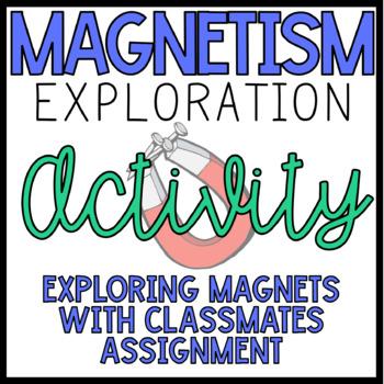 Exploring Magnets Activity Worksheet