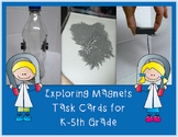 Exploring Magnets   Magnet Station Activities For Elementary Grades