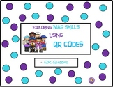 Map Skills using QR Codes