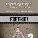 Exploring Maps FREEBIE