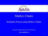 Exploring Markov Chains