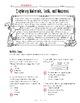 Exploring Materials, Tools, and Machines Worksheet {for STEM!}