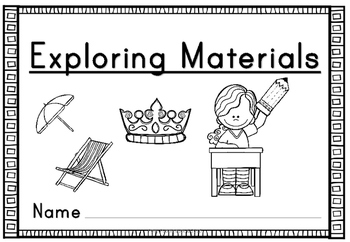 Exploring Materials for Lower Elem / Elemtary