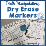 Exploring Math Tools: Dry Erase Markers