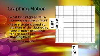 Exploring Motion PowerPoint