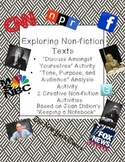 Exploring Non-Fiction Activity Bundle