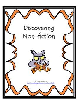 Exploring Non-fiction Unit