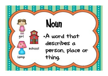 Nouns Everywhere!
