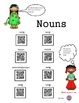 Nouns Listening Center using QR Codes