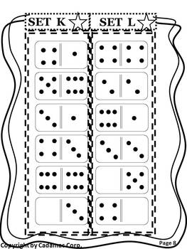 Exploring Number Sense: Adding and Subtracting With Dominoes