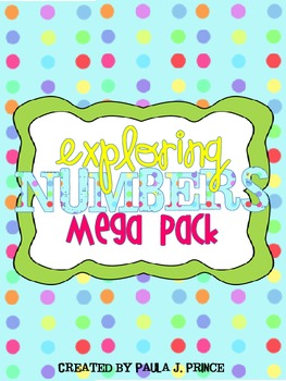 Exploring Numbers Mega Pack