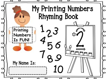 Exploring Numbers With Interactive Poems, Raps and  Activities For Primary