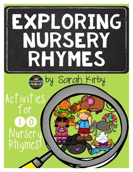 Exploring Nursery Rhymes