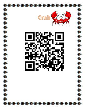 Exploring Ocean Animals Using QR Codes