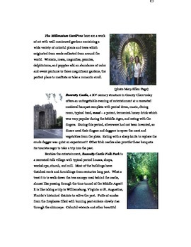 Exploring Old Irish Castles