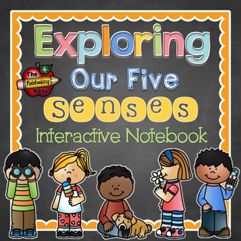 Five Senses Interactive Notebook