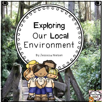 Exploring Our Local Environment: Scavenger Hunt and Inquiry Project