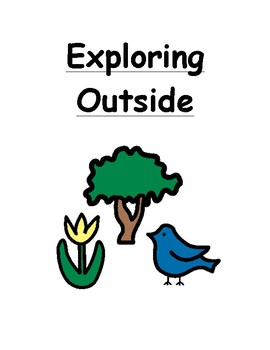 Exploring Outside Social Story