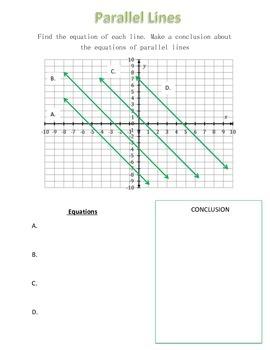 Exploring Parallel & Perpendicular Lines