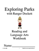 Exploring Parks with Ranger Dockett Language Arts Workbook ~ 2nd Grade