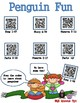 Penguin Fun with QR Codes