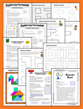 Perimeter Lessons and Activities