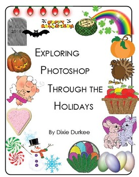 Exploring Photoshop Through the Holidays