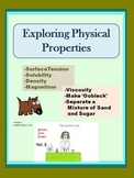 Exploring Physical Properties - Grocery Store Science Vol. 3