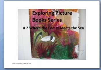 Exploring Chn's Picture Books # 2 Where the Forest Meets t
