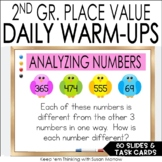 Exploring Place Value:  Challenging Place Value Task Cards