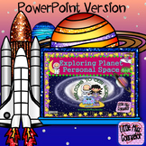 Exploring Planet Personal Space PowerPoint School Counseling Lesson